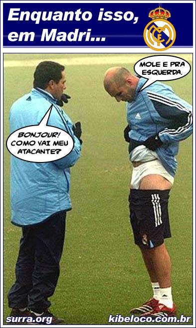 S O Esporte Luemburgo E Zidane Cueca