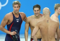 OLY-2008-SWIMMING-4x100M-FREESTYLE RELAY